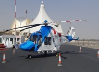 Leonardo in the second edition of the Kuwait Aviation Show