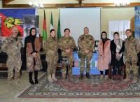 Italia vicina alle donne afghane