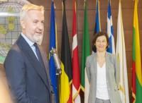 Ministro Difesa Guerini riceve omologa...