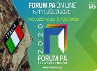 ''Forum PA 2020 Resilienza digitale''...