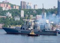 Admiral Shaposhnikov riprende il mare dopo quattro anni di lavoro