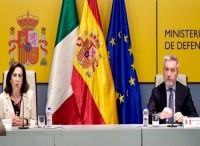 Incontro a Madrid tra Guerini e l'omologa Robles