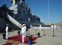 Continuano le campagne d'istruzione 2020 della Marina Militare