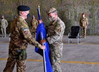 Avvicendamento al comando del TAAC-WEST, Afghanistan