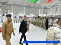 Ministro Guerini in Iraq, Kurdistan e Kuwait