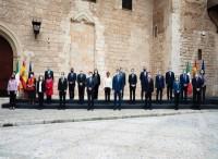 Vertice intergovernativo Italia Spagna...