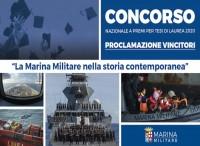 ''La Marina Militare nella storia contemporanea''