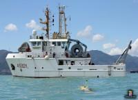 Marina Militare: Attivita' scientifica nel mar ligure ''Dans 20''