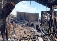Rocket attack on Ain al-Assad base, Iraq