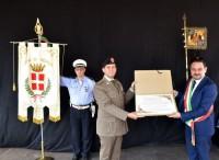 Cittadinanza onoraria ai ''Lancieri di Novara''