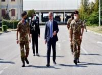 Apprezzamento ai valori e alle competenze militari