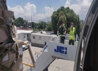 L'Aeronautica Militare trasporta aiuti umanitari ad Haiti