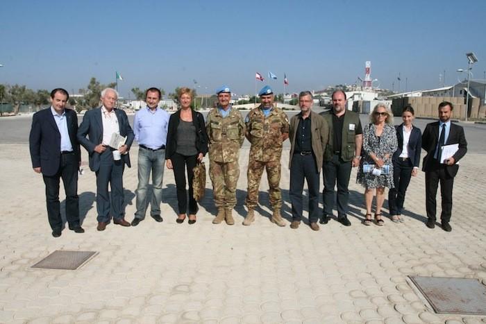 Notizie dal mondo commissione difesa in libano for Commissione difesa camera