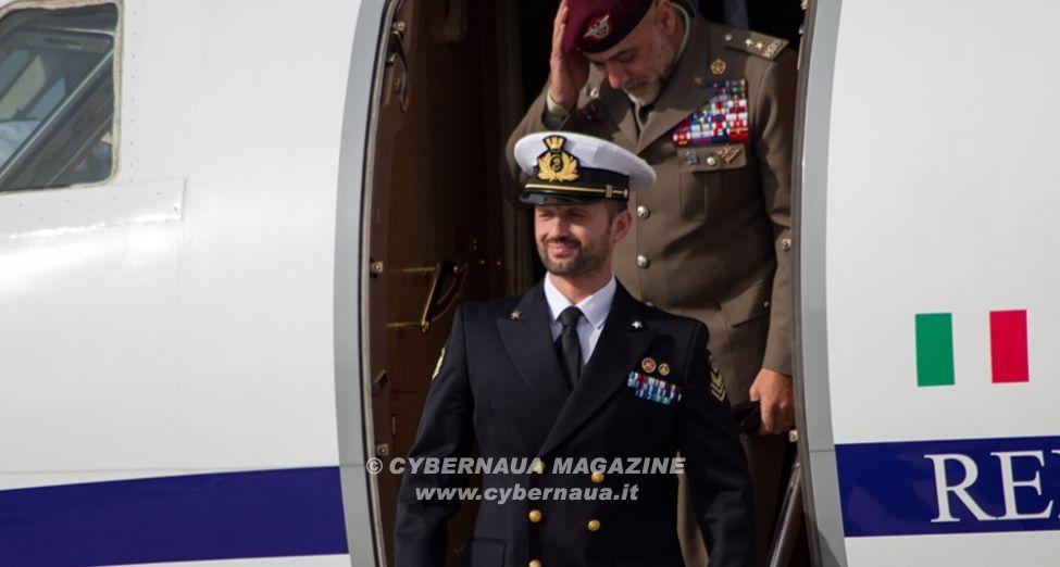 Salvatore Girone rientra in Italia, grazie al Tribunale de L'Aja