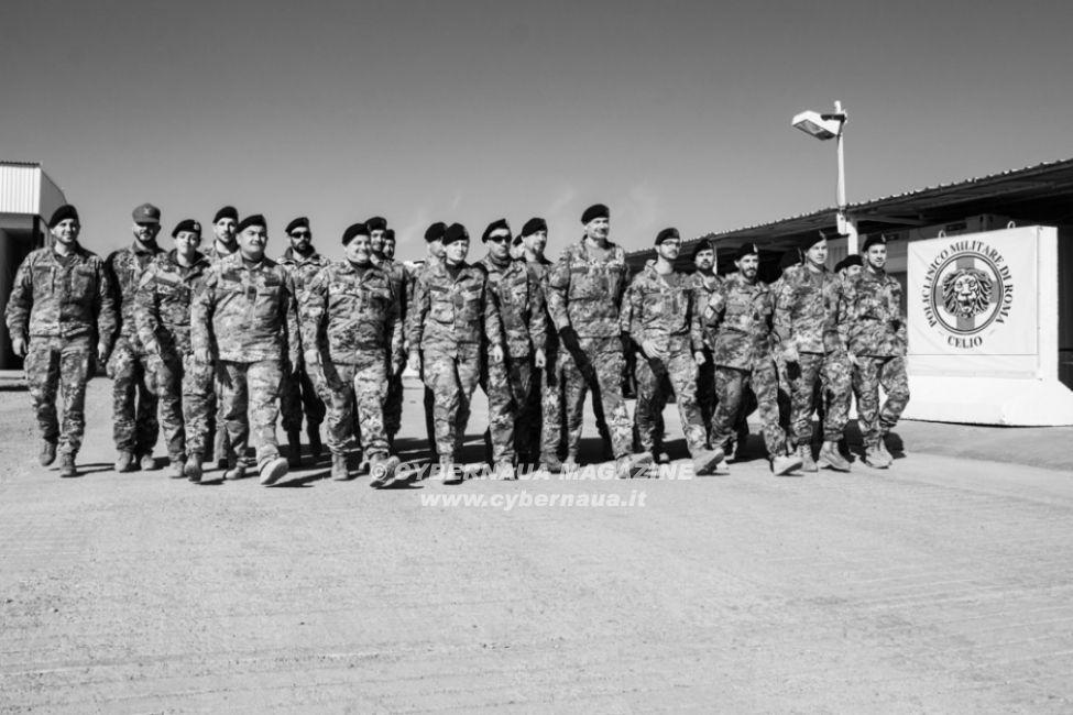 Italian Rol 2, assistenza e formazione in Afghanistan
