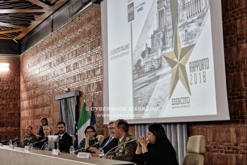 ''Difesa collettiva'', l'Esercito Italiano