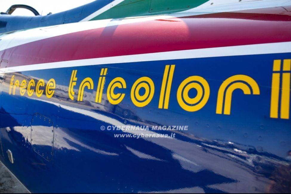 Frecce Tricolori per la Festa della Repubblica Italiana