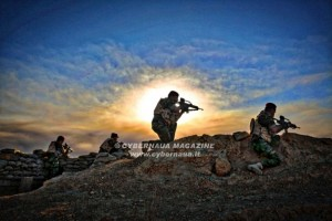 Iraq, con le Forze Speciali Peshmerga a Makhmur