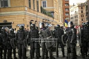 Centrale operativa dei Carabinieri: San Lorenzo in Lucina, a Roma