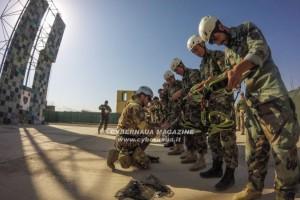 Combattimento in quota, abilitato il primo plotone afghano