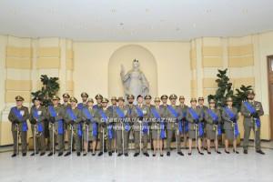 Giurano gli Ufficiali del 29° corso della Riserva Selezionata