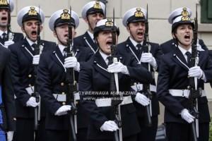 Gli allievi dell'Accademia Navale di Livorno hanno giurato