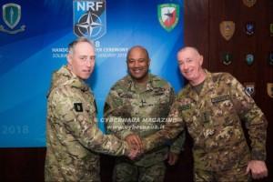 NRDC guida la Land Component Command della NATO Response Force
