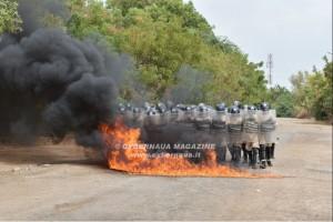 Somalia, poliziotti e gendarmi addestrati