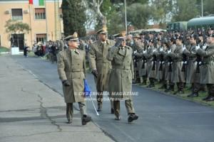 Esercito: cambio del comandante logistico