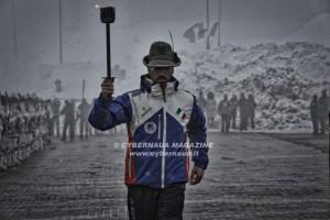 Inaugurati a Sestriere i Campionati sciistici delle Truppe Alpine (CaSTA) 2018