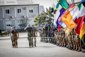 La brigata Folgore termina il suo impegno in Libano, arriva la brigata alpina Julia