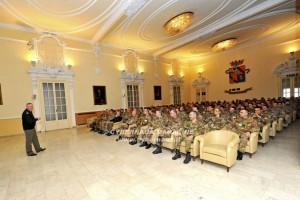 221 Capitani in addestramento alla Scuola di Applicazione dell'Esercito