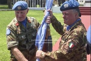 Il generale Stefano Del Col al comando della missione Unifil