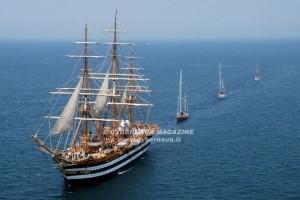 La nave più bella del mondo in Inghilterra