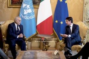 Libia in primo piano nell'agenda politica del governo italiano