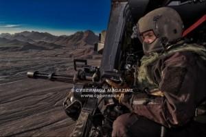 Herat, sulle ali della Task Force ''Fenice''