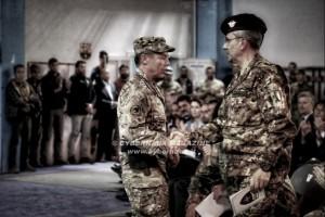 A Kabul, il vicecomandante è il generale Camporeale
