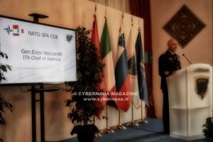 Inaugurato il NATO SFA COE