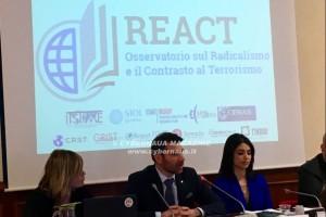 ReaCT, il terrorismo sotto la lente d'ingrandimento