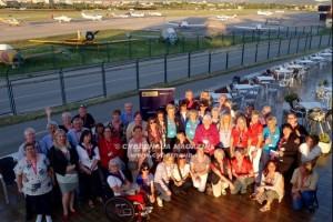Una giornata tra le pilote europee