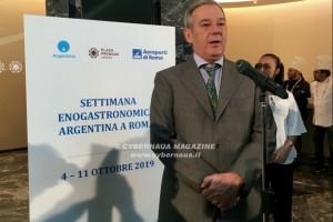 Argentina e Italia per una settimana enogastronomica