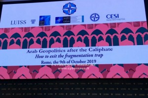 ''Arab Geopolitics after the Caliphate. How to exit the fragmentation trap''