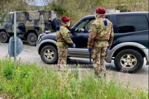 Coronavirus: Esercito e Protezione Civile insieme in Sicilia