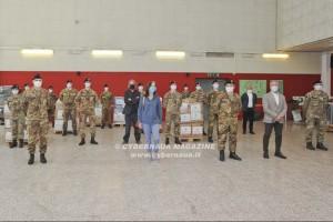 Coronavirus: Esercito ''di più insieme'' a Torino