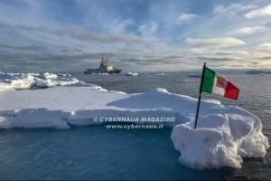 Nave Alliance da La Spezia all'Artico