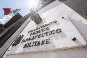 Stabilimento Farmaceutico militare di Firenze, orgoglio d'Italia