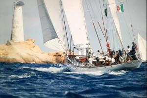 Campagna estiva delle barche a vela della Marina Militare