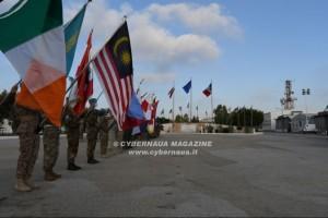 Brigata ''Sassari'' dà il cambio ai ''Granatieri di Sardegna'' in Libano