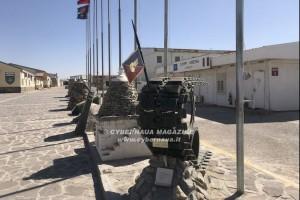Afghanistan: inaugurato il monumento ''Ariete'' al TAAC-WEST