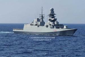 Operazione Atalanta: la Fregata Luigi Rizzo assume il ruolo di Flag Ship